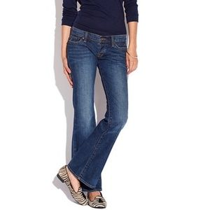 Lucky Brand Lil Maggie Button Fly Bootcut Jeans